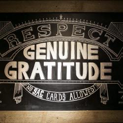 Eagle Gratitude